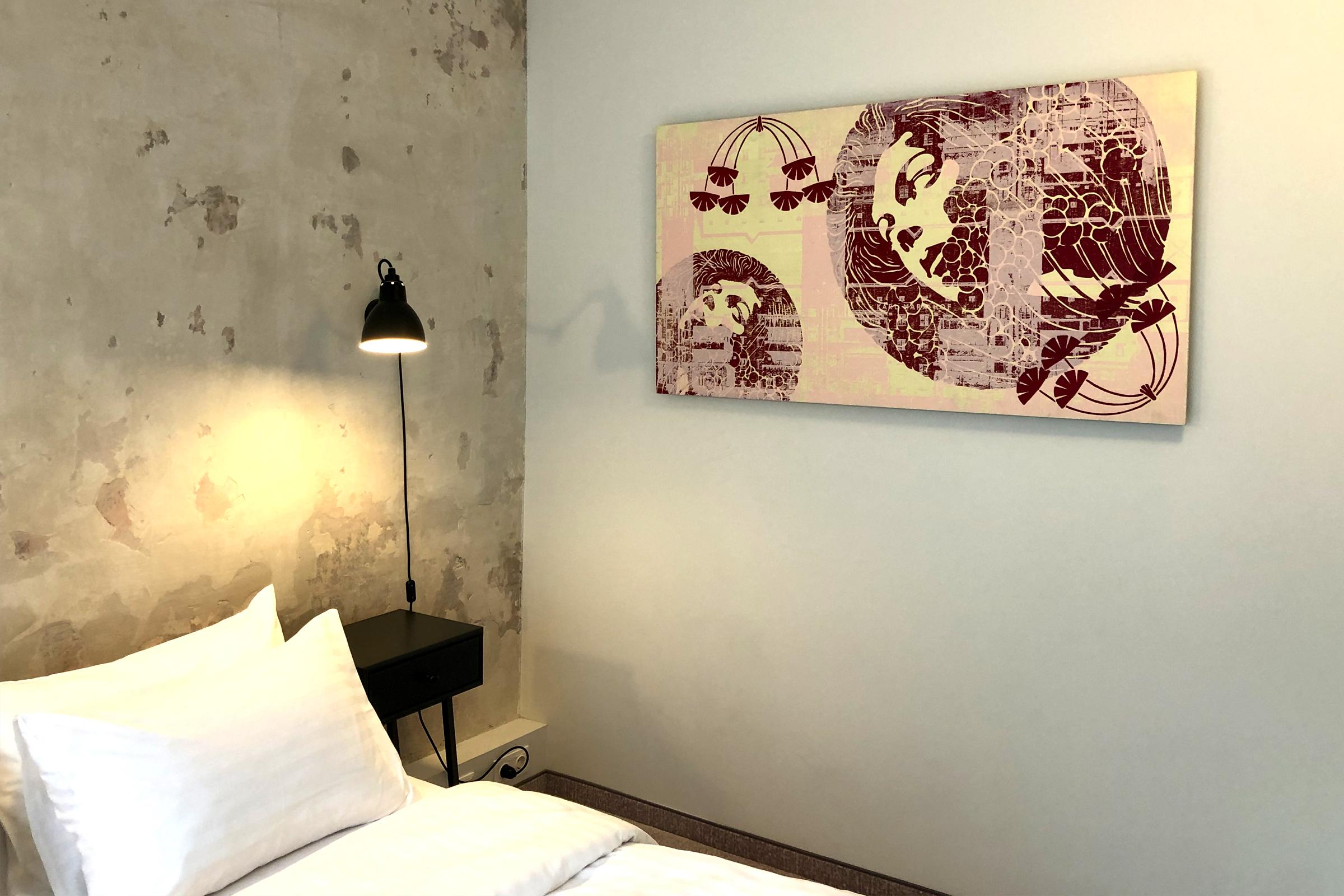 Hotel Babula Artworks I Vienna I 2020